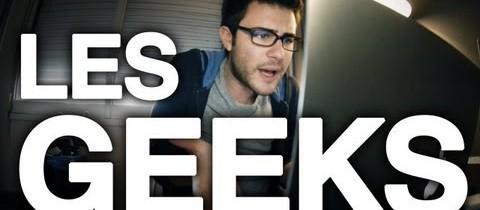 Les geeks par cyprien