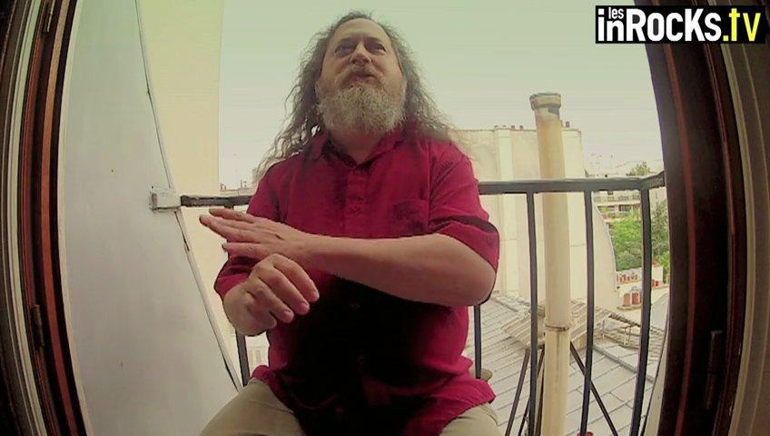 Richard Stallman: Il faut resister à Hadopi!