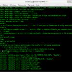 Capture Compilation Debian patch Chromium