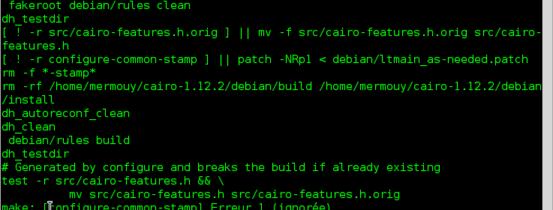 Réparer les lenteurs de Chromium sur Debian Wheezy