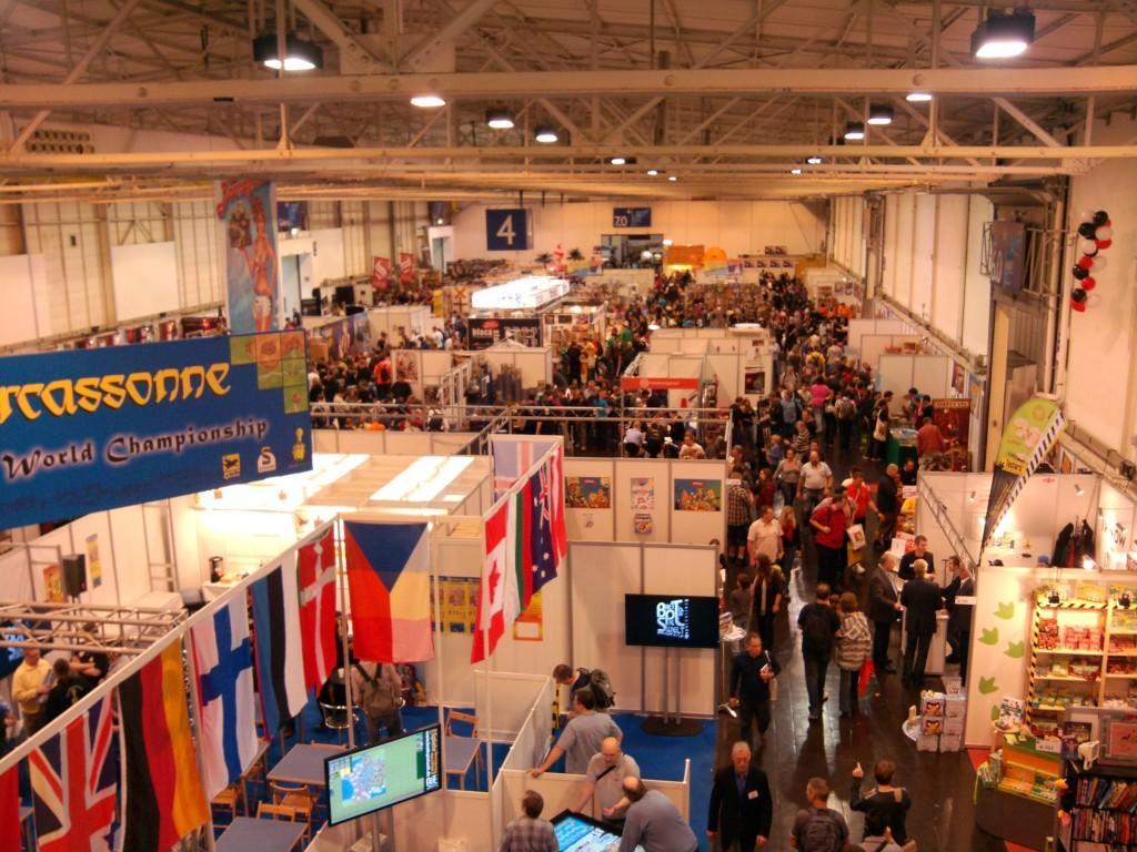 Salon internationnal du jeu 2012