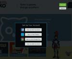 goko.com connexion OAuth