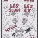 Les slugs + Les Ex (ex-LTS)