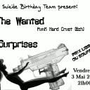 The Wanted en Californie le 3 Mai
