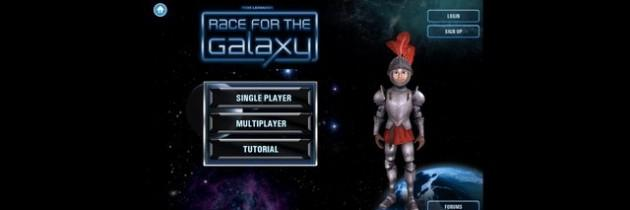 J'ai accès à la bêta de Race For The Galaxy