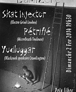 Concert/live électro dimanche 2 février