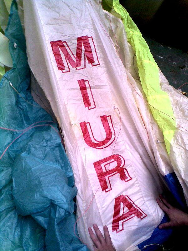 Parapente Miura