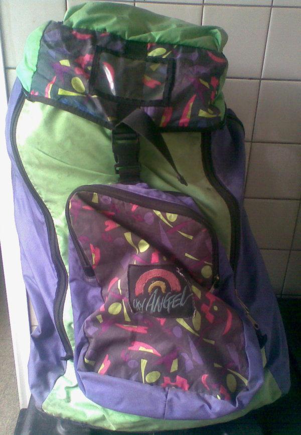 Le sac du parapente